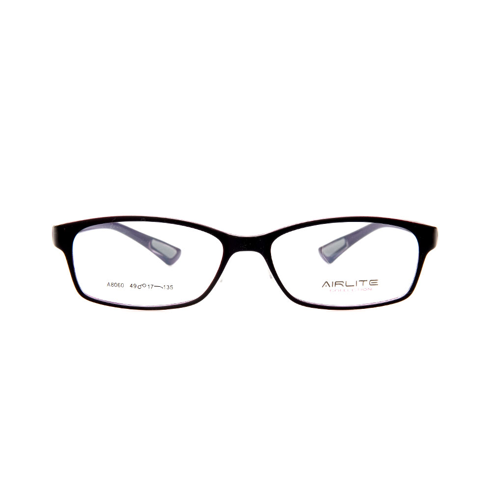 AIRLITE ZHA8060 C1-8 RECTANGLE EYEGLASSES