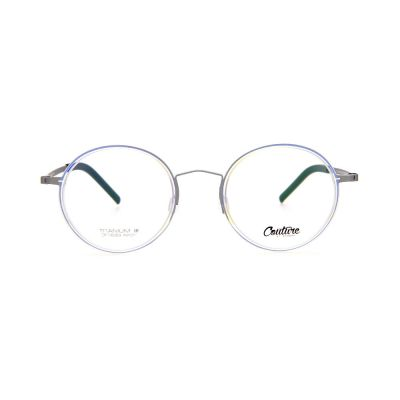 Whoosh Couture Vintage Series Transparent DFTI6289 C7 Unisex Eyeglasses