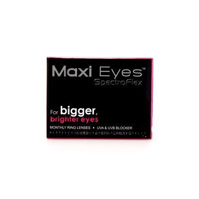 Maxi Eye Bigger Eyes Monthly (2 PCS)