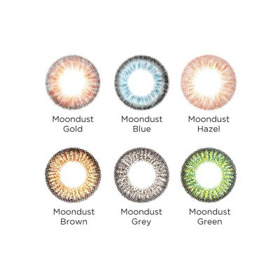 Freshkon Colors Fusion Moondust Monthly (2 PCS)