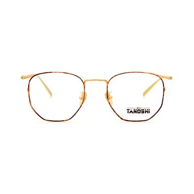TANOSHI DE16219 C04 Gold Eyeglasses