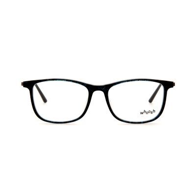 WHOOSH Vintage Series Tortoise Blue Rectangle TT4202 C4 Eyeglasses