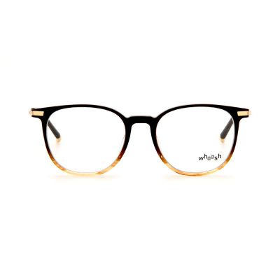 WHOOSH Vintage Series Gradient Brown Oval TT4205 C2 Eyeglasses