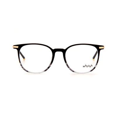 WHOOSH Vintage Series Gradient Grey Oval TT4205 C3 Eyeglasses