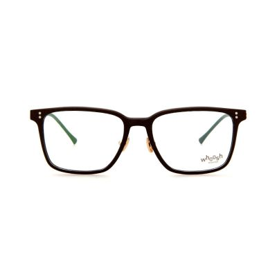 WHOOSH Urban Series Black/Orange Square WFIH1003 C2 Eyeglasses