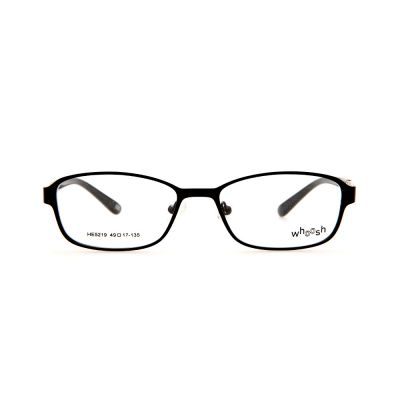 WHOOSH Urban Series Black/Tiffany Blue Rectangle HE5219 C1 Eyeglasses