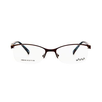 WHOOSH Urban Series Tortoise Blue Rectangle HE5218 C1 Eyeglasses