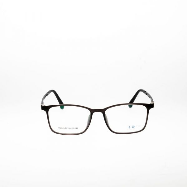 EZE HE346 C4 CLIP ON EYEGLASSES
