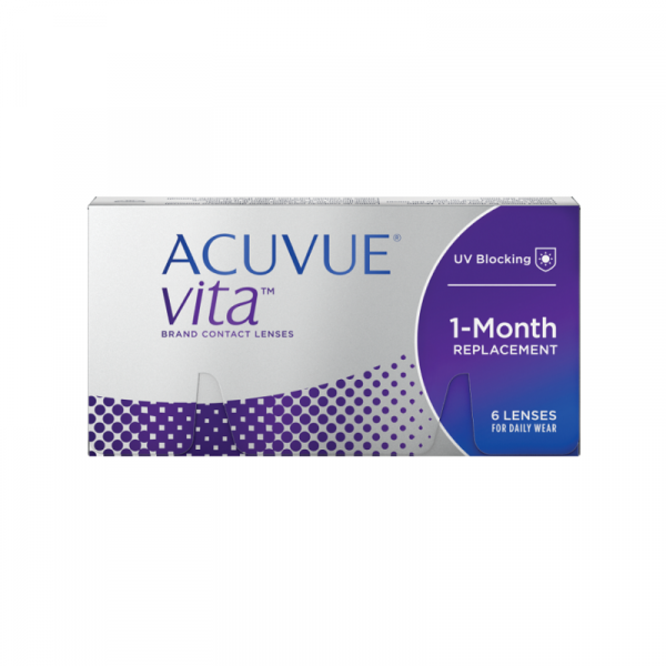Acuvue Vita Monthly (6 PCS)