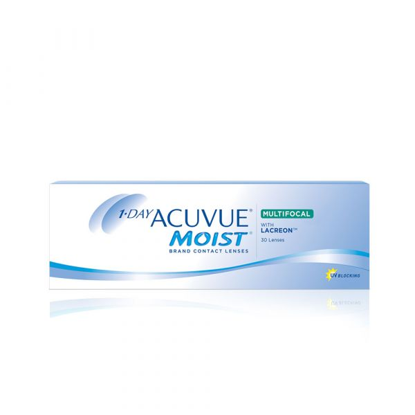 1 Day Acuvue Moist for Multifocal (30 PCS)