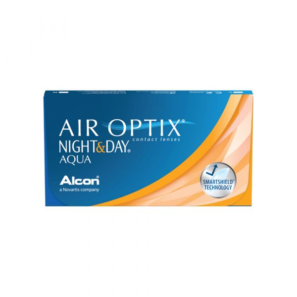Air Optix Night & Day Aqua Monthly (3 PCS)