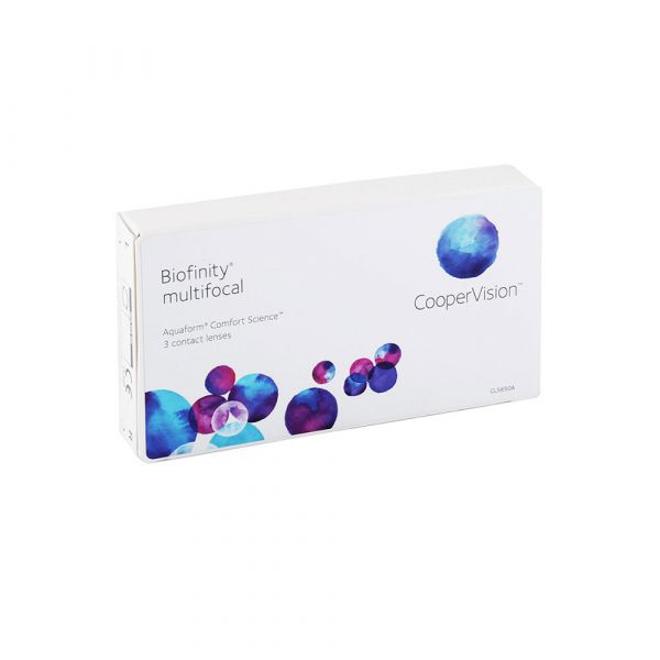 Biofinity Multifocal Monthly (3 PCS)