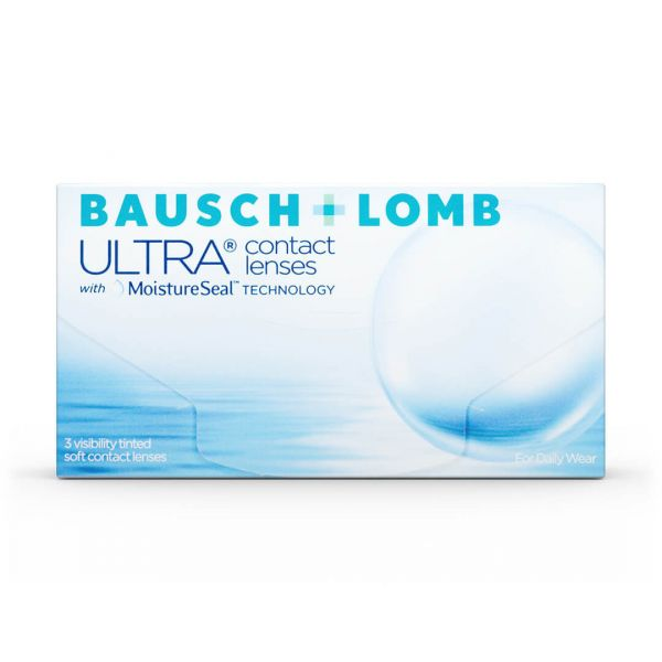 Bausch & Lomb Ultra Monthly (3 PCS)