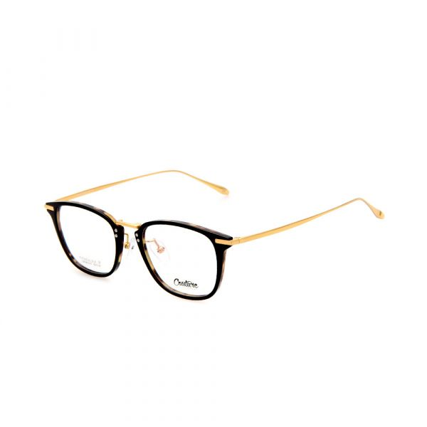 WHOOSH Couture Vintage Series Tortoise DFM5107 C2 Unisex Eyeglasses