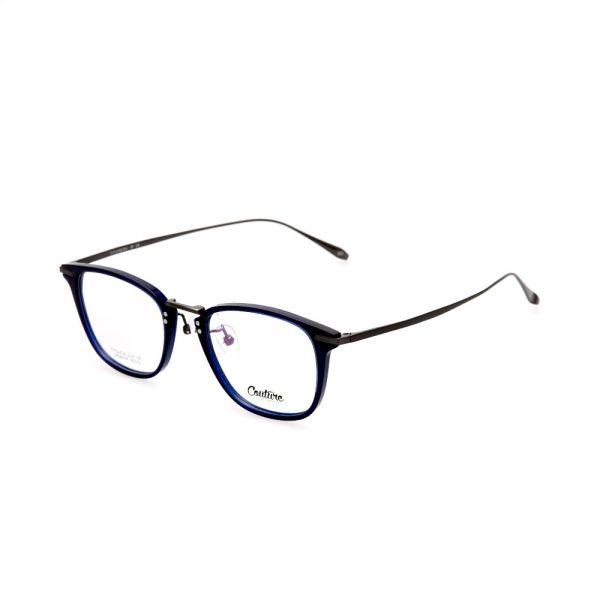 WHOOSH Couture Vintage Series Black DFM5107 C4 Unisex Eyeglasses