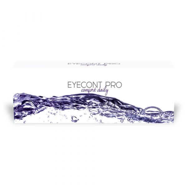 Eyecont Pro Comfort Daily (30 PCS)