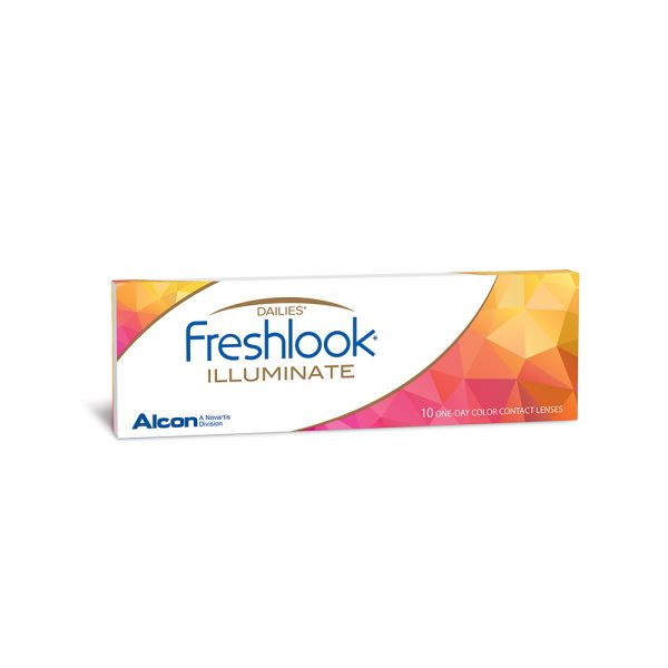 Freshlook Illuminate Daily (10 PCS)