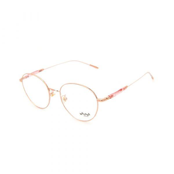 WHOOSH Vintage Series Gold Round WFIH1025 C1 Eyeglasses