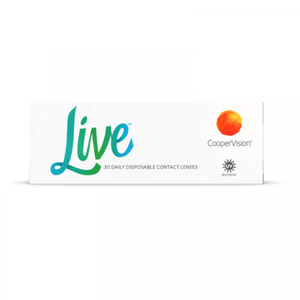 Live 1 Day Daily (30 PCS)
