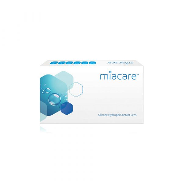 Miacare Silicone Hydrogel Monthly (3 PCS)
