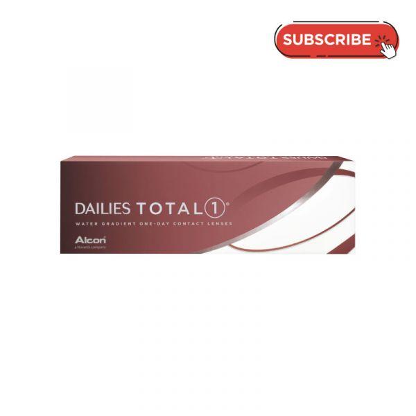 Dailies Total 1 (30 PCS) Subscription Plan