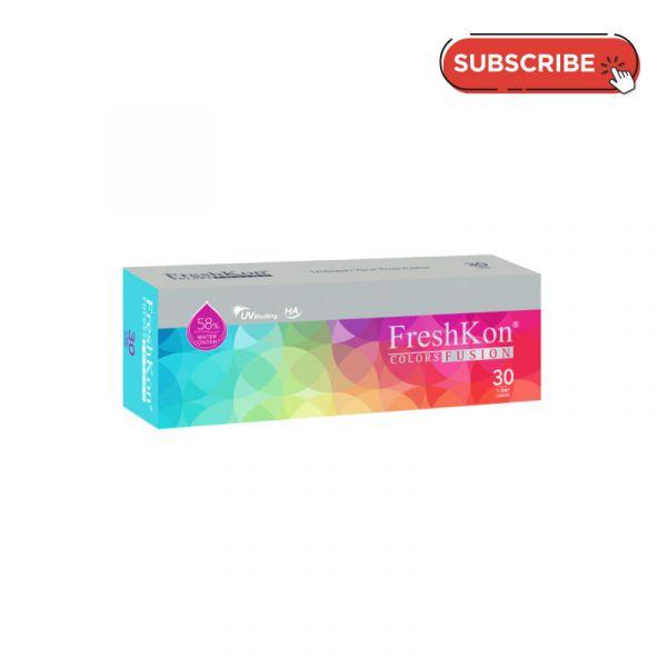 Freshkon Colors Fusion Daily (30 PCS) Subscription Plan