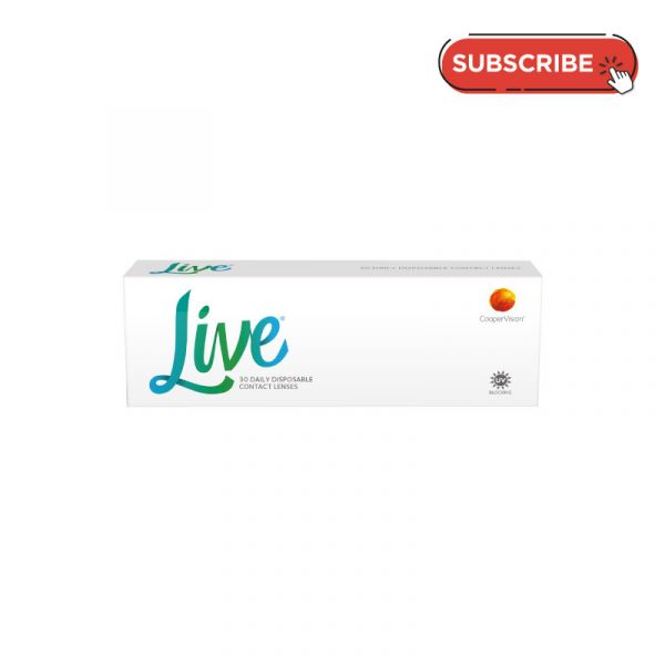 Live 1 Day Daily (30 PCS) Subscription Plan