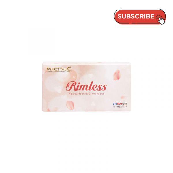 Macttalic Rimless Monthly (2 PCS) Subscription Plan