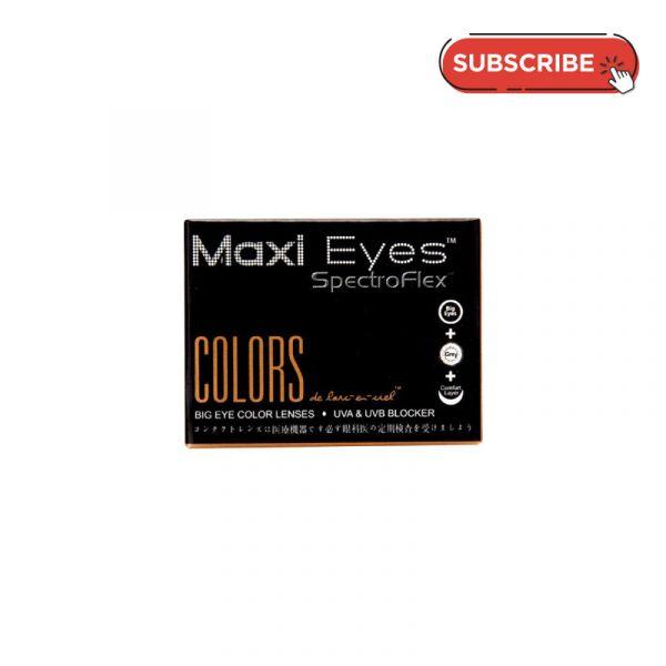 Maxi Eyes 2 Tones Monthly (2 PCS) Subscription Plan