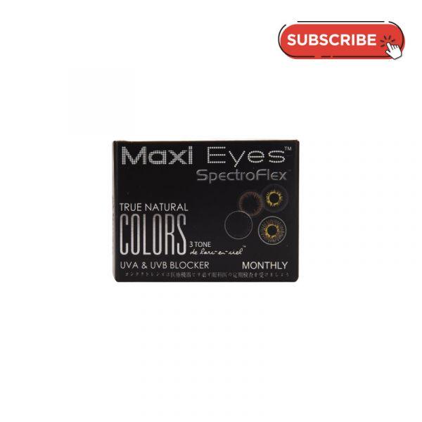 Maxi Eyes 3 Tones Monthly (2 PCS) Subscription Plan