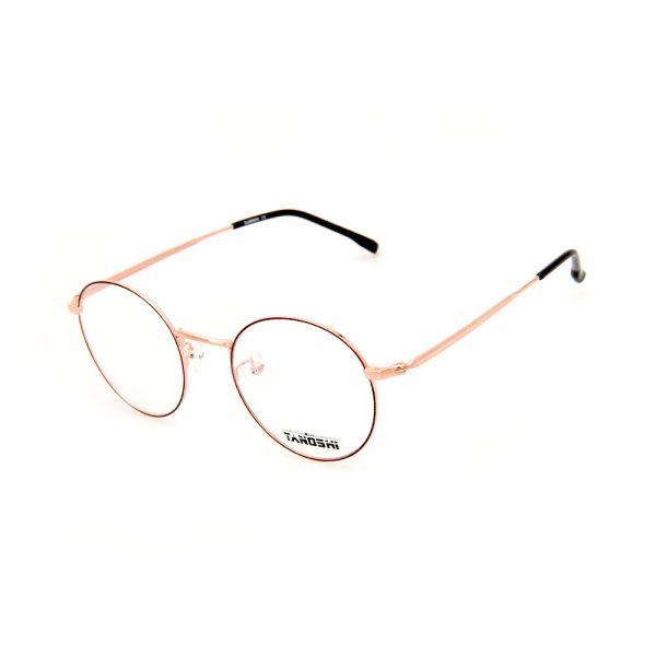 TANOSHI DE16328 C01 Round Fashion Eyeglasses
