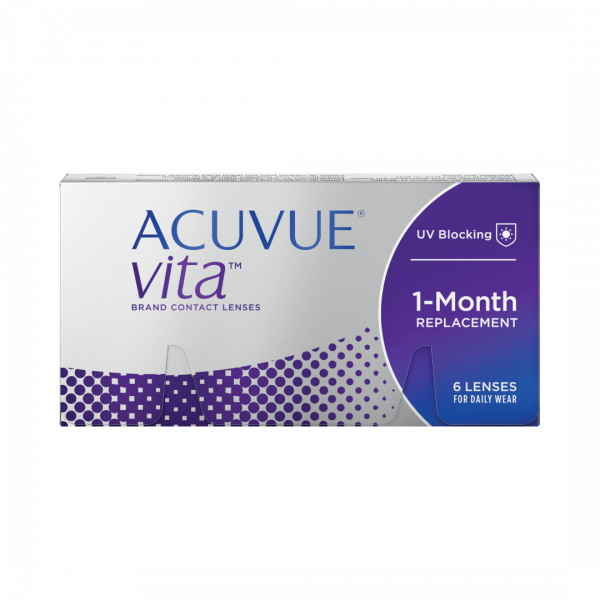 Acuvue Vita Monthly (6 PCS)
