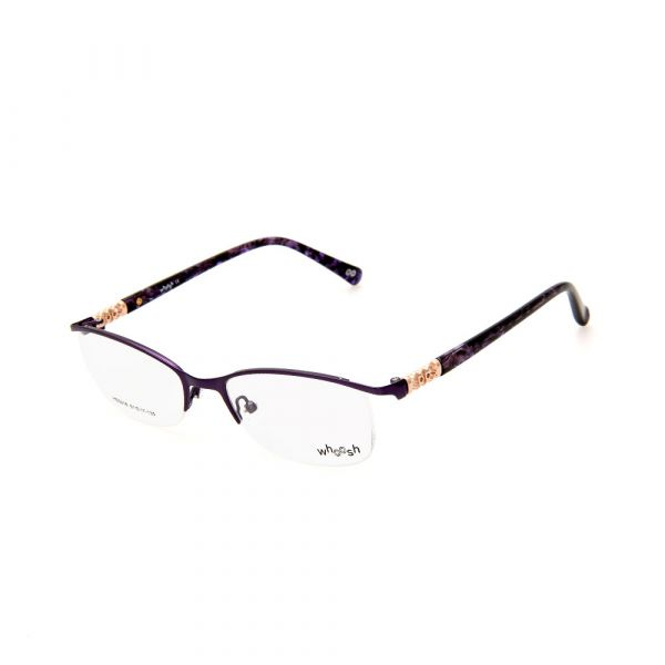 WHOOSH Urban Series Tortoise Purple Rectangle HE5218 C2 Eyeglasses