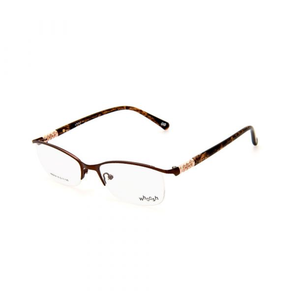 WHOOSH Urban Series Tortoise Rectangle HE5218 C3 Eyeglasses