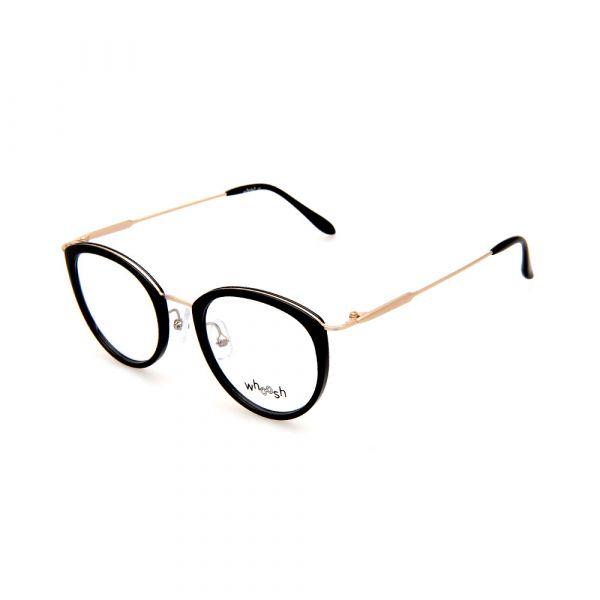 WHOOSH Vintage Series Oval Black/Gold OK15907 C1 Eyeglasses
