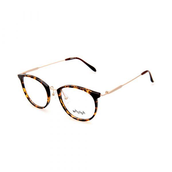 WHOOSH Vintage Series Round Wayfarer Tortoise OK16272 C3 Eyeglasses