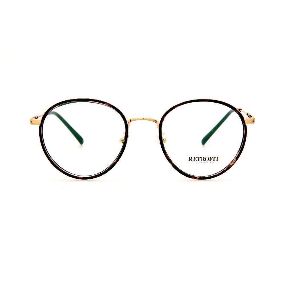 RETROFIT WFIH1039 C5 Tortoise Eyeglasses