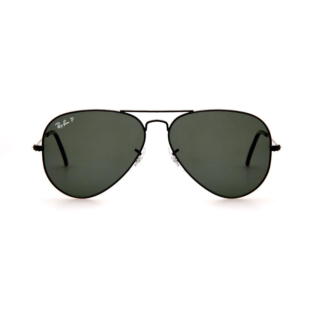 RAY BAN 3025 002/58 Polarized Sunglasses