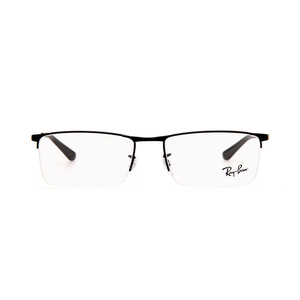 RAY BAN RX6281D 2503 Half Rim Eyeglasses