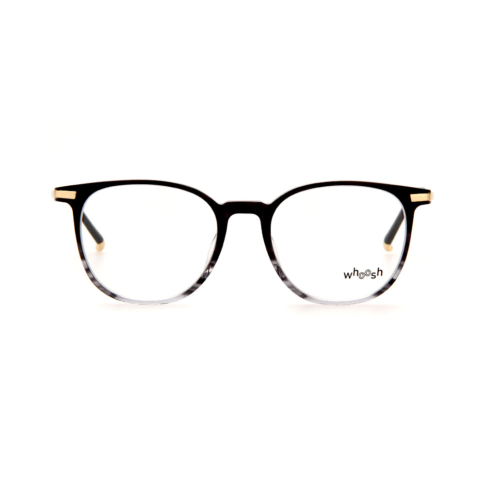 WHOOSH Vintage Series Gradient Grey Oval TT4205 C3 Eyeglasses