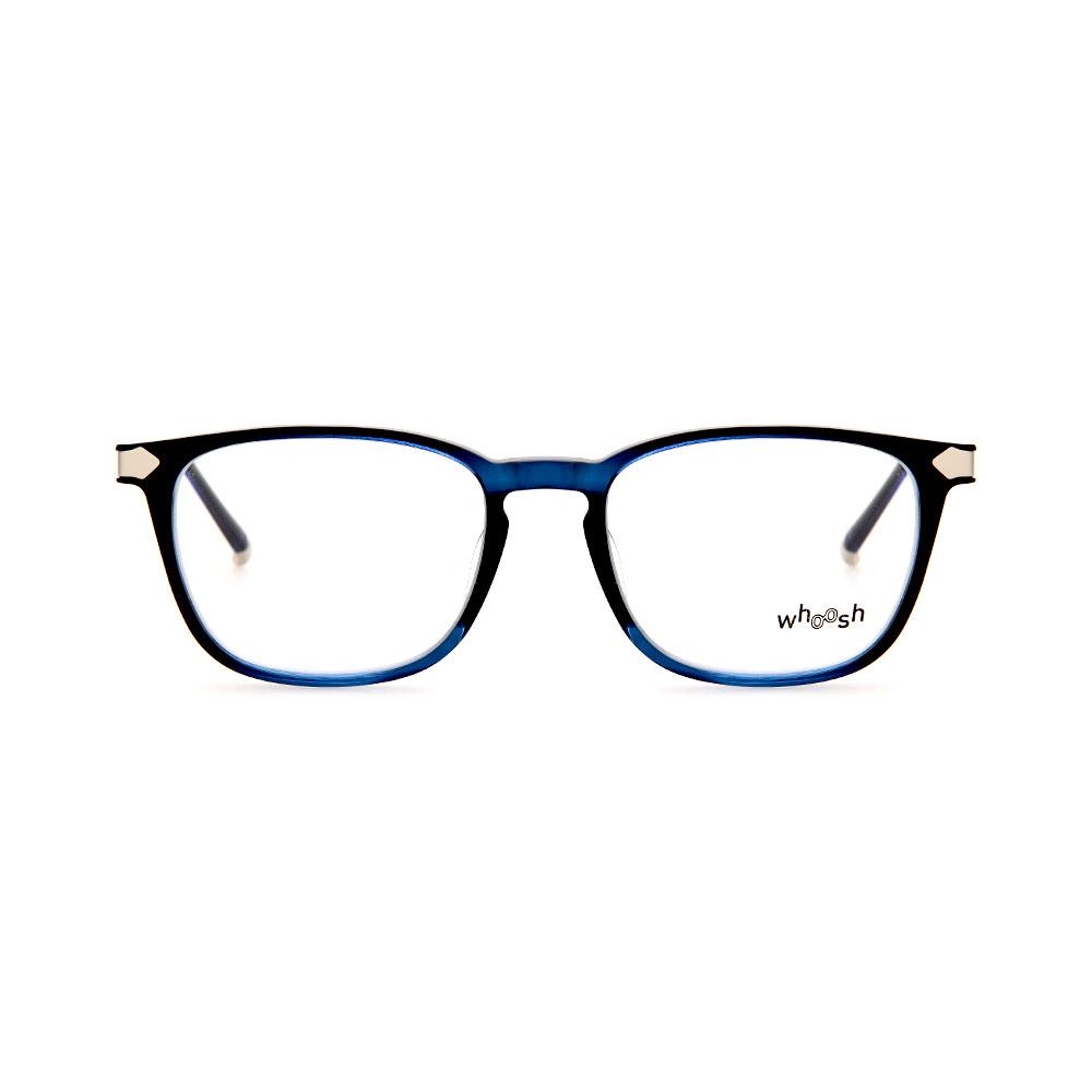 WHOOSH Vintage Series Blue Square TT4207 C2 Eyeglasses