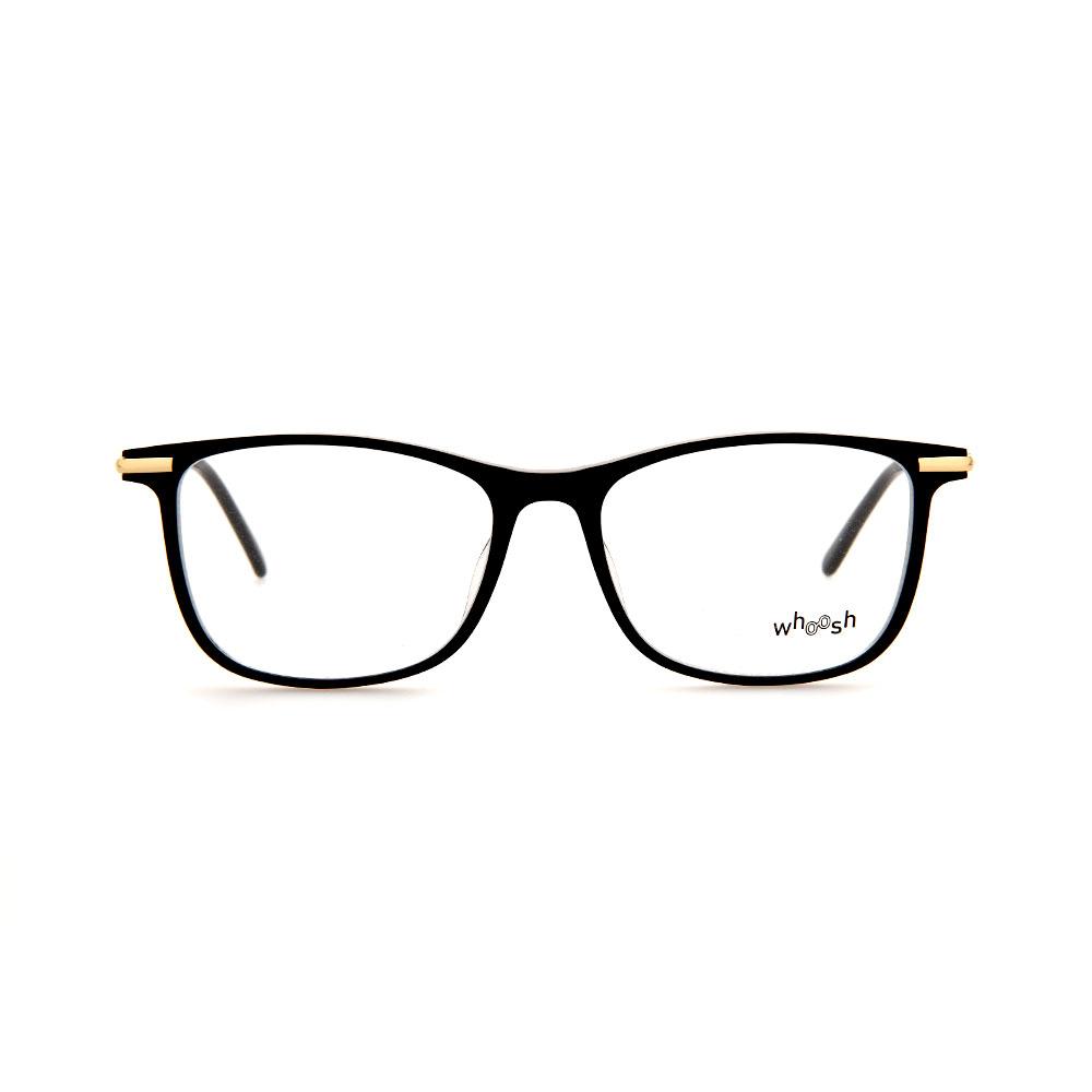 WHOOSH Vintage Series Black Square TT4209 C1 Eyeglasses