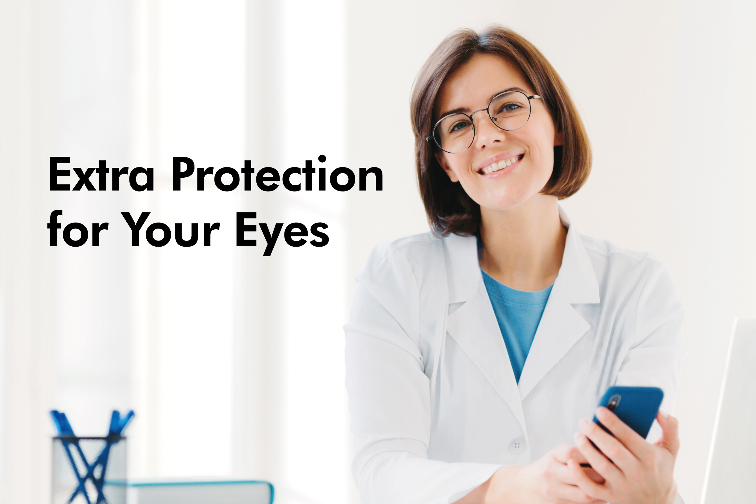 Hoshi Antimicrobial and Virus Guard: Keep Your Lenses Protected Against Microbes*