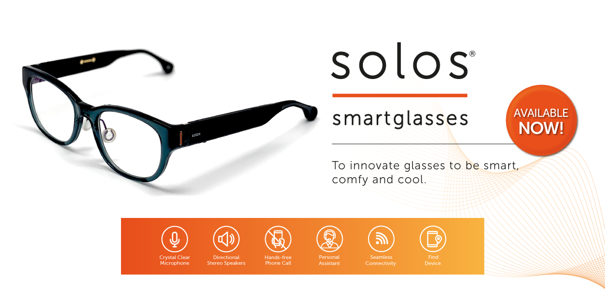 What are smartglasses?